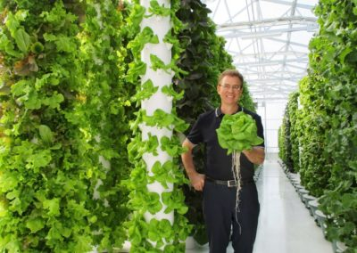 aeroponic-greenhouse-tower-garden
